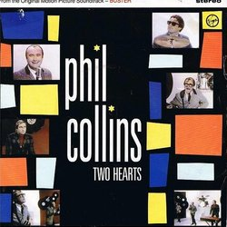 Buster Colonna sonora (Phil Collins, Anne Dudley) - Copertina del CD