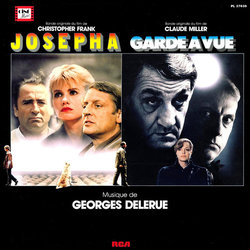 Josepha / Garde a Vue Soundtrack  (Georges Delerue) - CD cover