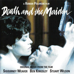 Death and the Maiden Soundtrack (Wojciech Kilar) - CD cover