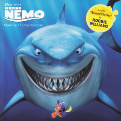 Finding Nemo Soundtrack (Thomas Newman) - CD cover