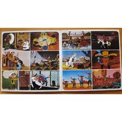 Lucky Luke Soundtrack (Claude Bolling) - cd-inlay