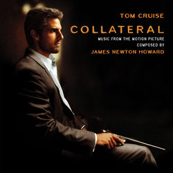 Collateral 聲帶 (James Newton Howard) - CD封面