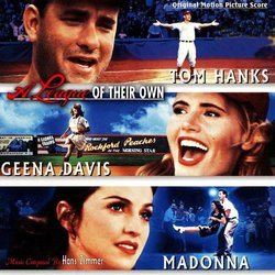 A League of Their Own Soundtrack (Hans Zimmer) - CD cover