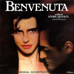 Benvenuta Soundtrack (Frédéric Devreese) - CD cover