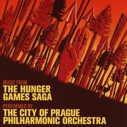 Music From The Hunger Games Saga - James Newton Howard - 24/06/2016
