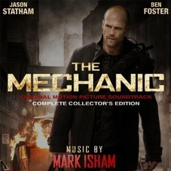 The Mechanic Soundtrack (Mark Isham) - Carátula