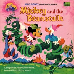 Mickey And The Beanstalk Colonna sonora (Various Artists) - Copertina del CD