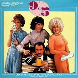 9 to 5 Soundtrack (Charles Fox) - Carátula