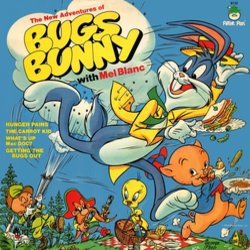 The New Adventures Of Bugs Bunny Bande Originale (Various Artists) - Pochettes de CD
