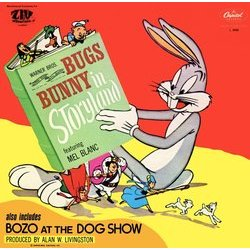 Bugs Bunny In Storyland Colonna sonora (Various Artists) - Copertina del CD