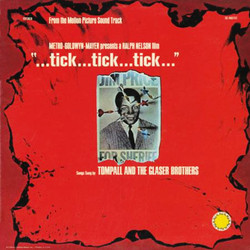 ...tick...tick...tick... Soundtrack (Tompal and The Glaser Brothers) - Carátula