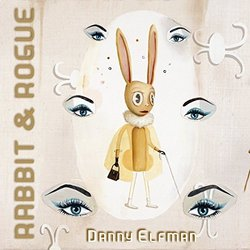 Rabbit & Rogue Soundtrack (Danny Elfman) - CD cover