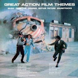 Great Action and Horror Film Themes Soundtrack (Various Artists) - Car�tula
