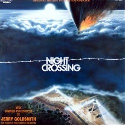 Night Crossing Soundtrack  (Jerry Goldsmith) - CD cover