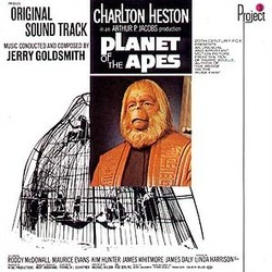 Film Music Site Planet Of The Apes Soundtrack Jerry