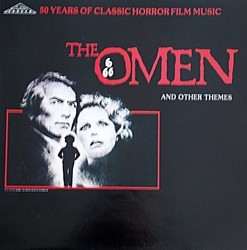 The Omen and Other Themes Soundtrack (Various Artists) - Car�tula