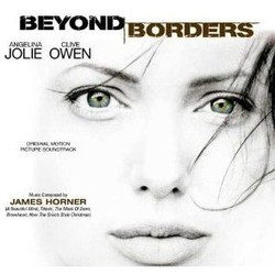 Beyond Borders Soundtrack (James Horner) - CD cover