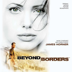 Beyond Borders Soundtrack (James Horner) - Carátula