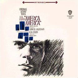 America America Soundtrack (Manos Hadjidakis) - CD cover