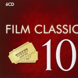 101 Film Classics Trilha sonora (Various Artists) - capa de CD