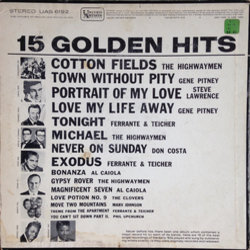 Film Music Site 15 Golden Hits Soundtrack Various
