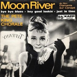 Film music site moon river soundtrack henry mancini for Diamants sur canape