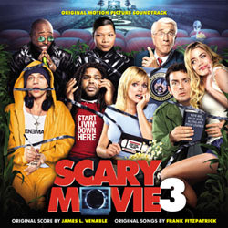Scary Movie 3 Soundtrack (James L. Venable) - Car�tula