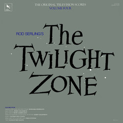 The Twilight Zone - Volume Four Soundtrack (Various Artists) - Carátula