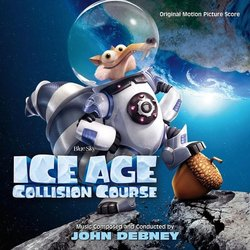 Ice Age: Collision Course Soundtrack (John Debney) - Carátula