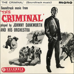 The Criminal Bande Originale (John Dankworth) - Pochettes de CD