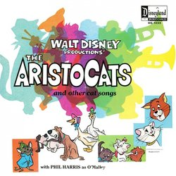 The AristoCats And Other Cat Songs Bande Originale (Various Artists) - Pochettes de CD
