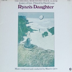 Ryan's Daughter Soundtrack (Maurice Jarre) - CD cover