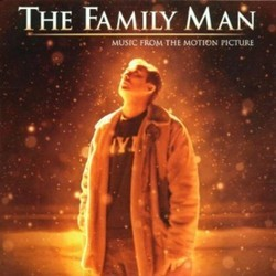 The Family Man Soundtrack (Various Artists, Danny Elfman) - CD cover