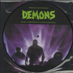 Demons 聲帶 (Claudio Simonetti) - CD封面