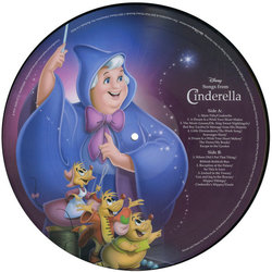 Songs from Cinderella - Various Artists - 26/08/2016