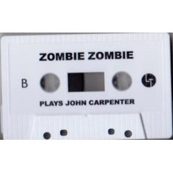 Zombie Zombie Plays John Carpenter サウンドトラック (Various Artists, John Carpenter, Zombie Zombie) - CDインレイ
