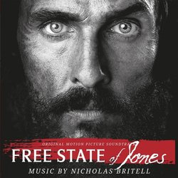 Free State of Jones - Nicholas Britell - 15/08/2016