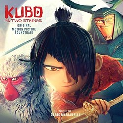 Kubo and the Two Strings 聲帶 (Dario Marianelli) - CD封面