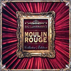 Moulin Rouge! Soundtrack (Craig Armstrong, Various Artists) - CD cover