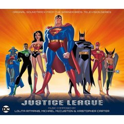Justice League - Lolita Ritmanis, Michael McCuistion, Kristopher Carter - 12/08/2016
