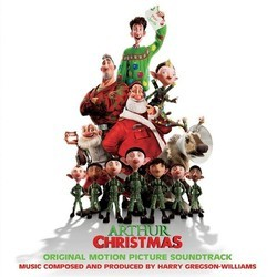 Arthur Christmas Colonna sonora (Harry Gregson-Williams) - Copertina del CD