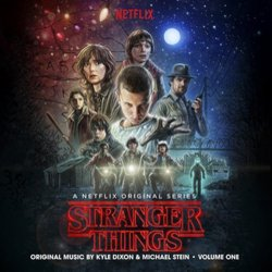 Stranger Things: Volume One Soundtrack (Kyle Dixon, Michael Stein) - CD-Cover