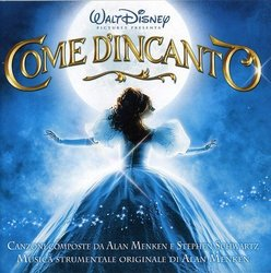Come D'incanto Italian Vers. Soundtrack (Alan Menken, Stephen Schwartz) - CD cover