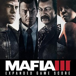 Mafia III Soundtrack (Various Artists) - CD cover