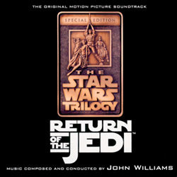 Star Wars: Return of the Jedi Soundtrack (John Williams) - CD cover