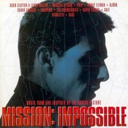 Mission: Impossible Soundtrack (Various Artists, Danny Elfman) - Car�tula