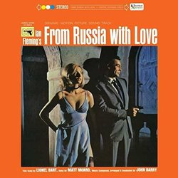 From Russia with Love - John Barry - 08/09/2016