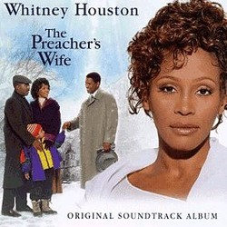 The Preacher's Wife Soundtrack (Various Artists, Hans Zimmer) - CD cover