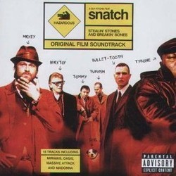 Snatch Soundtrack (Various Artists) - Car�tula