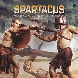 Spartacus - Alex North - 07/10/2016